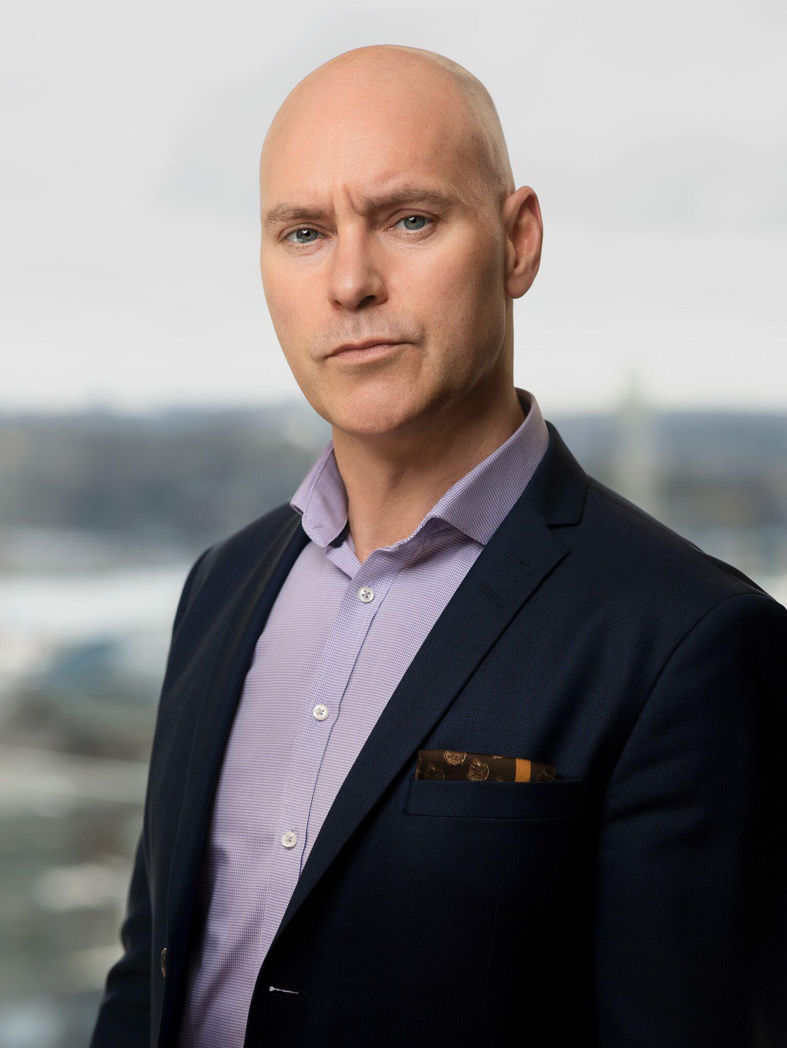 Stefan Blombergsson